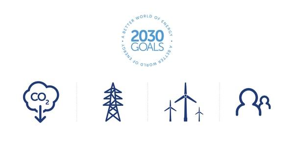 UN sustainability goals - image